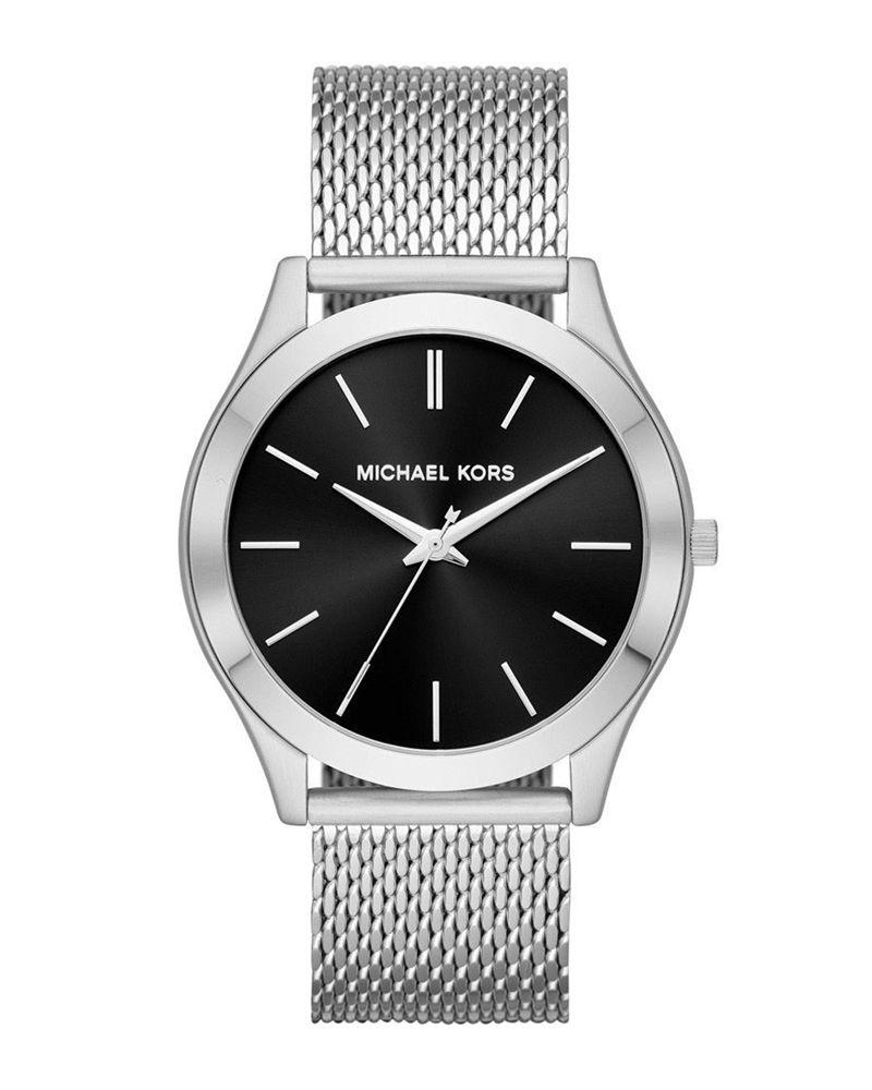 Ρολόι Michael Kors Silver Stainless Steel Bracelet MK8606   brands michael kors