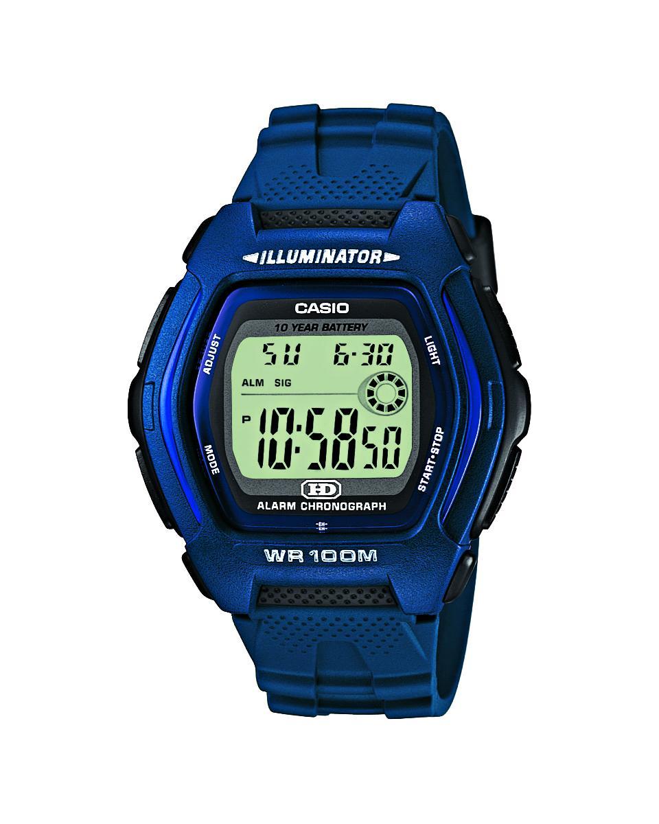 Ρολόι CASIO HDD-600C-2AVES   ρολογια παιδικά ρολόγια
