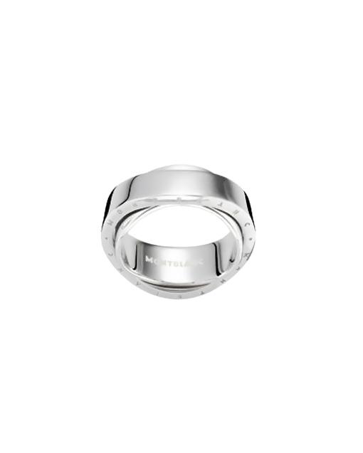 Montblanc Δακτυλίδι Profile Wish Collection 36178   ανδρασ δαχτυλίδια ανδρικά
