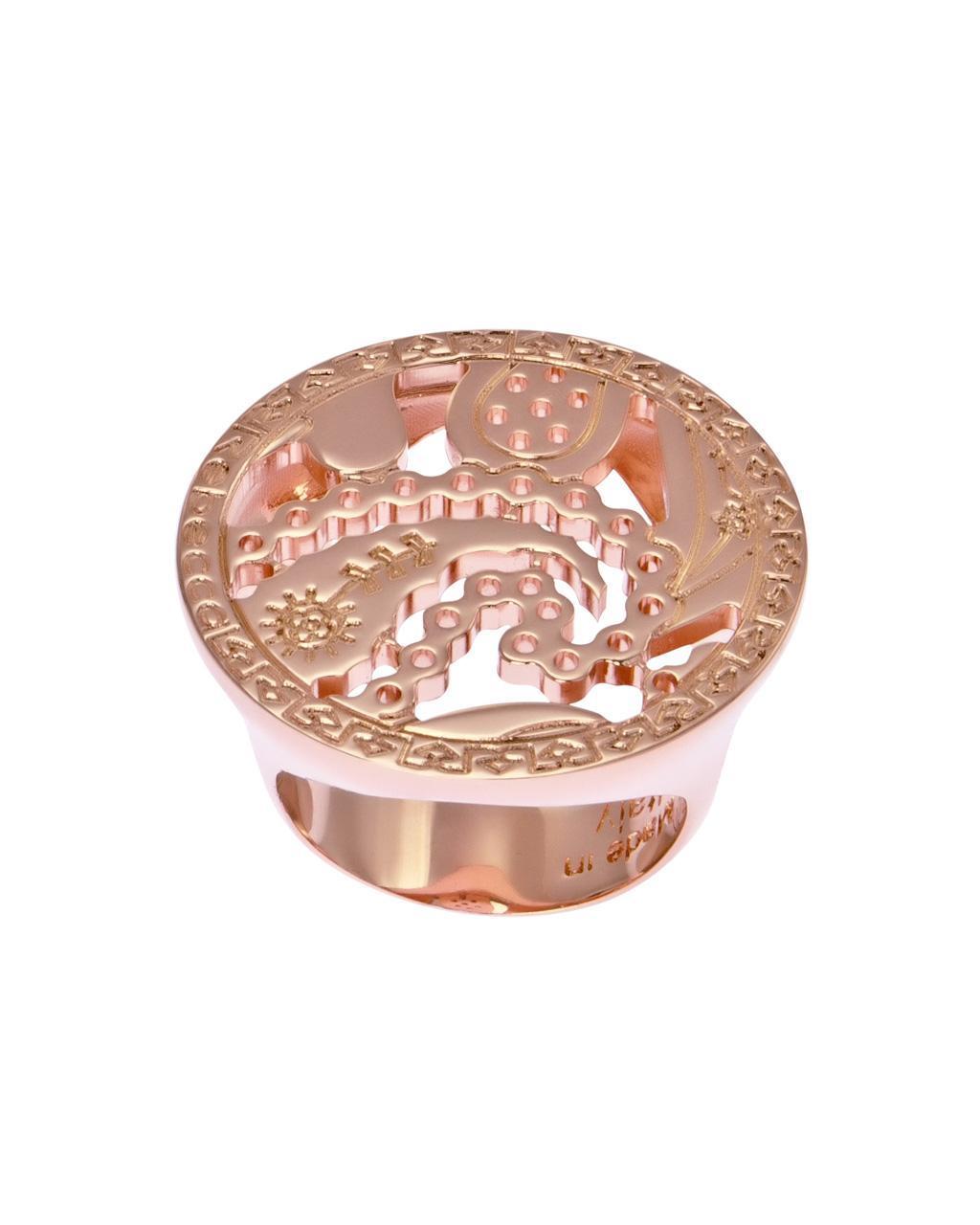 Δαχτυλίδι από ατσάλι Rebecca Cashmere RE00011   brands rebecca