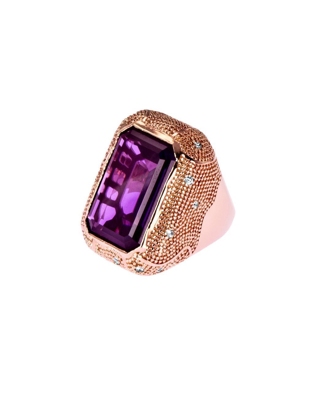 Δαχτυλίδι από ατσάλι Rebecca Manhattan RE00001   brands rebecca