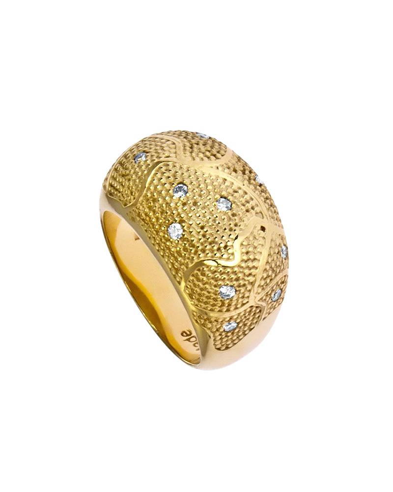 Δαχτυλίδι από ατσάλι Rebecca Manhattan RE00053   brands rebecca