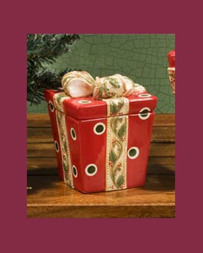 Διακοσμητικό χριστουγεννιάτικο κουτί   δωρα δώρα χριστουγέννων