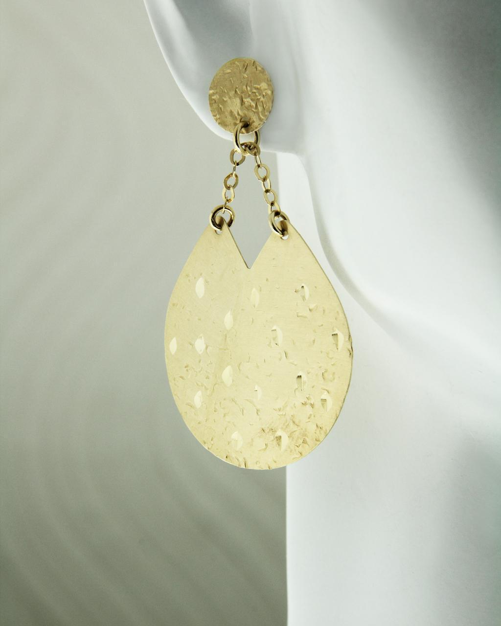 Σκουλαρίκια χρυσά Κ14   γυναικα σκουλαρίκια σκουλαρίκια χρυσά