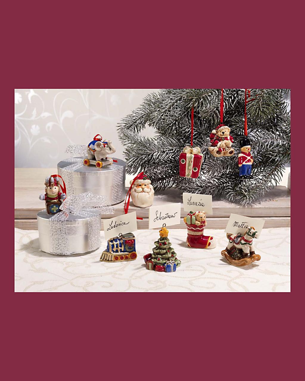Διακοσμητικά χριστουγεννιάτικα στολίδια
