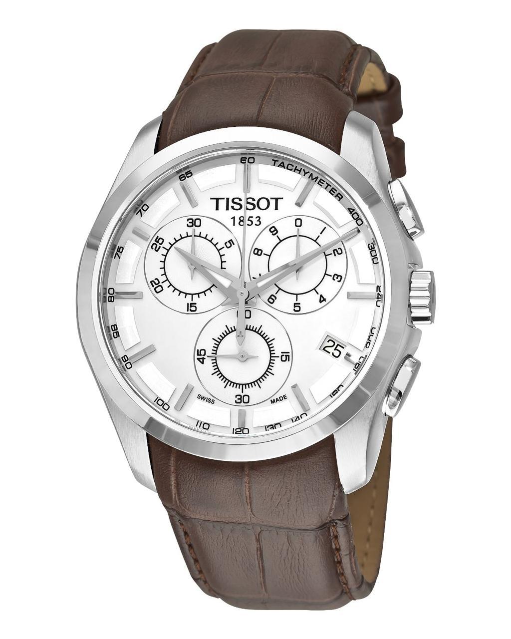 Ρολόι Tissot T-Classic Couturier T0356171603100   brands tissot