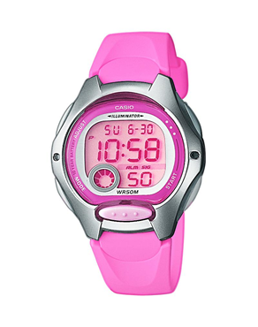 Ρολόι CASIO Collection Digital Pink LW-200-4BVEF