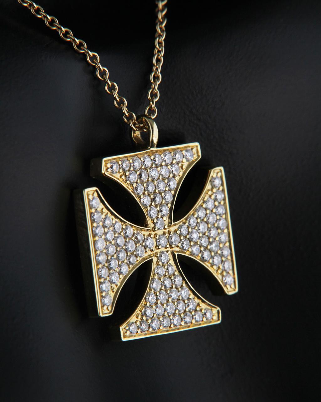 Σταυρός χρυσός Κ18 με Διαμάντια   γυναικα σταυροί γυναικείοι σταυροί με διαμάντια