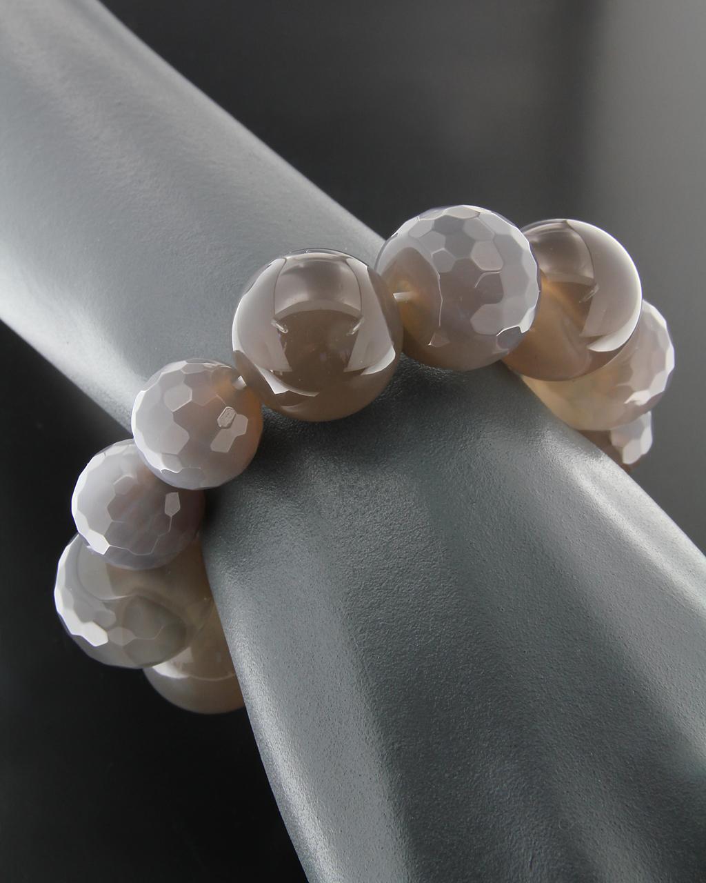 Βραχιόλι με πέτρες Quartz   γυναικα βραχιόλια βραχιόλια ημιπολύτιμοι λίθοι