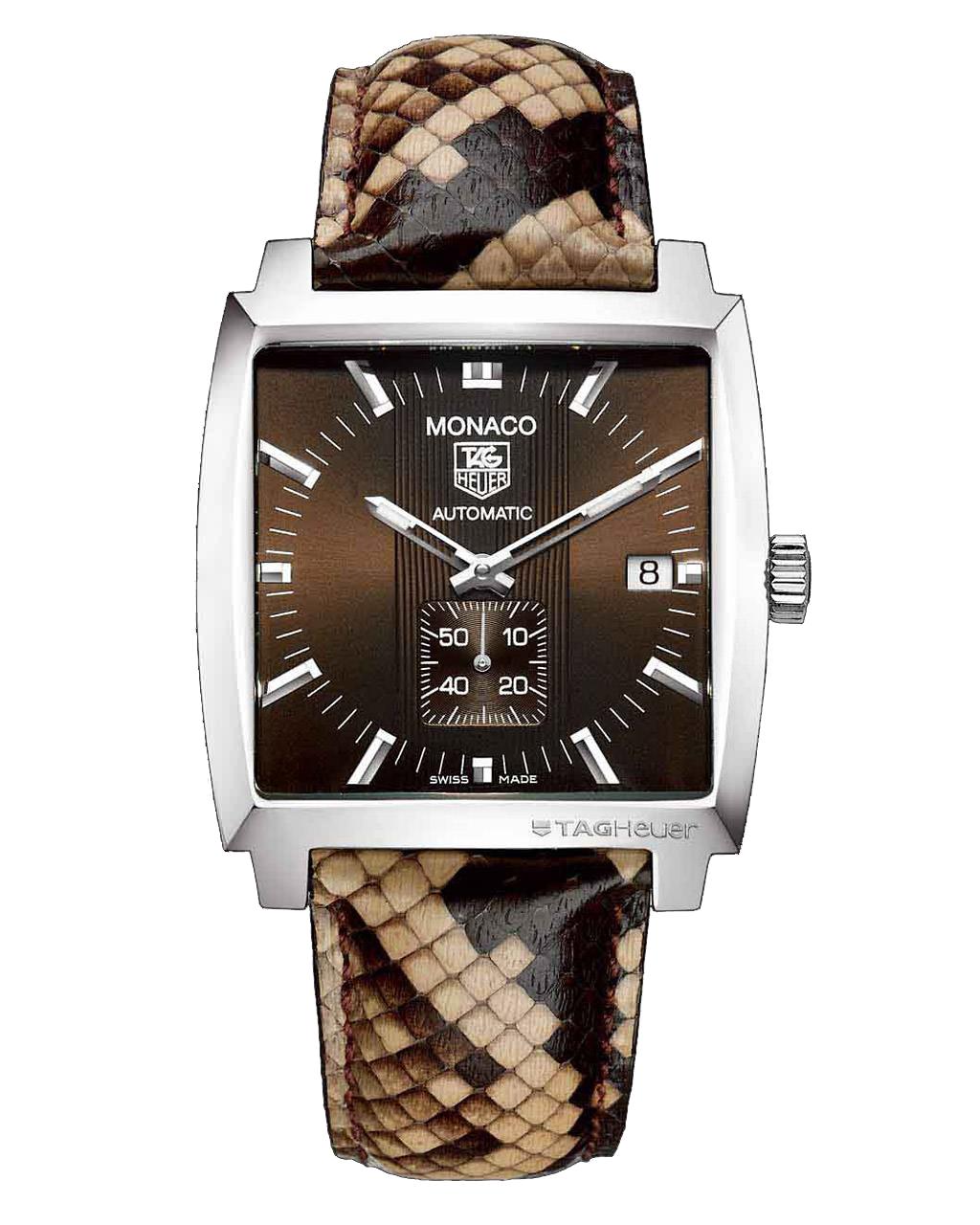 Ρολόι TAG Heuer Monaco WW2115.FC6217   brands tag heuer