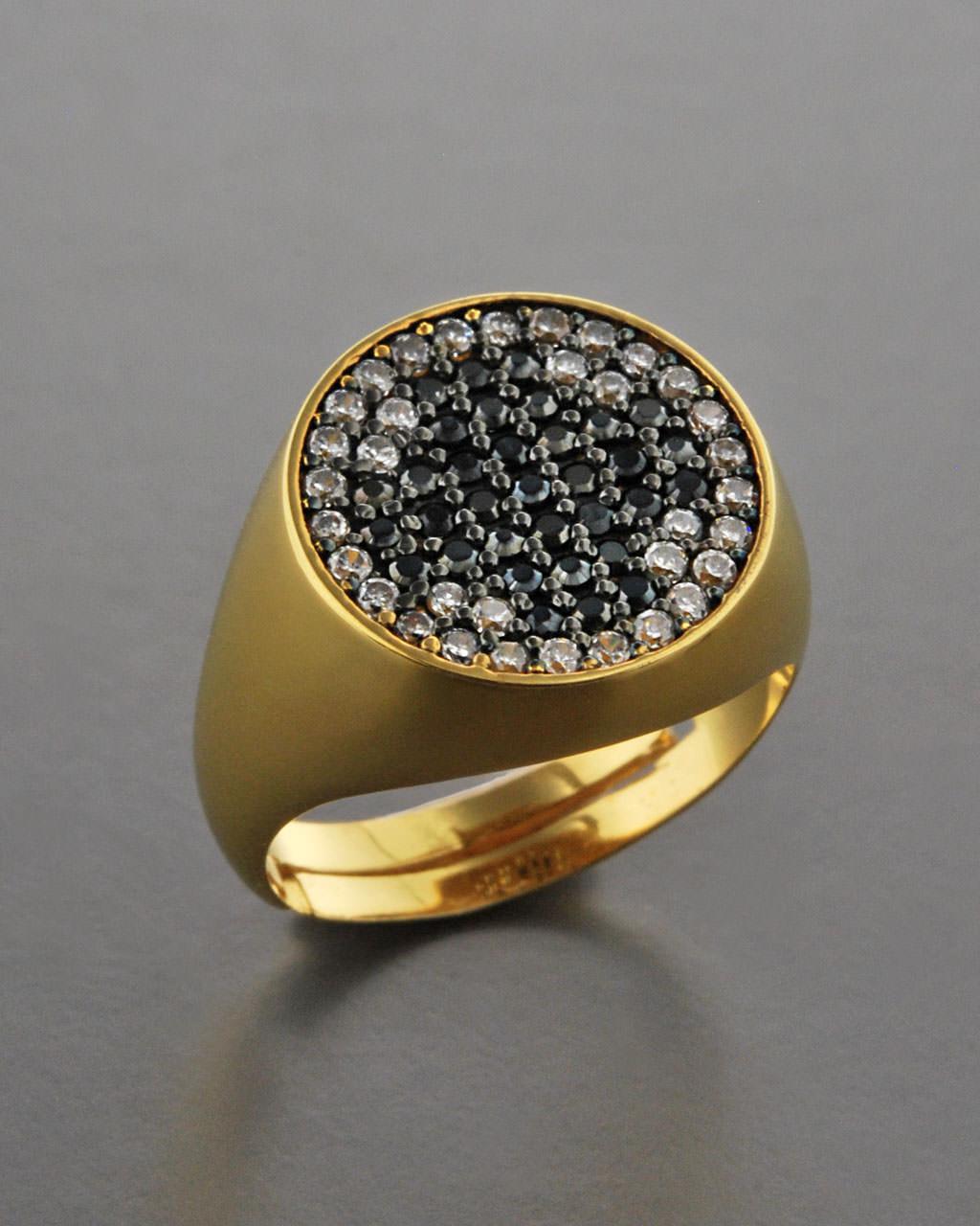 Δαχτυλίδι σεβαλιέ ασημένιο 925 με Zιργκόν   γυναικα δαχτυλίδια δαχτυλίδια ασημένια