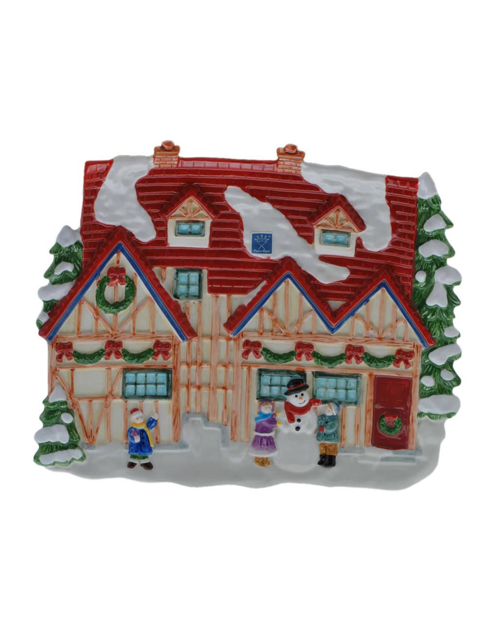 Χριστουγεννιάτικη πιατέλα   δωρα δώρα χριστουγέννων