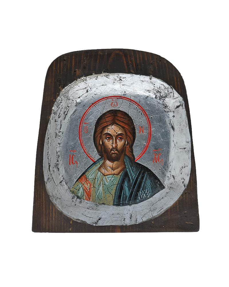 Αγιογραφία με το Χριστό DE01591   γαμοσ αντικείμενα γάμου
