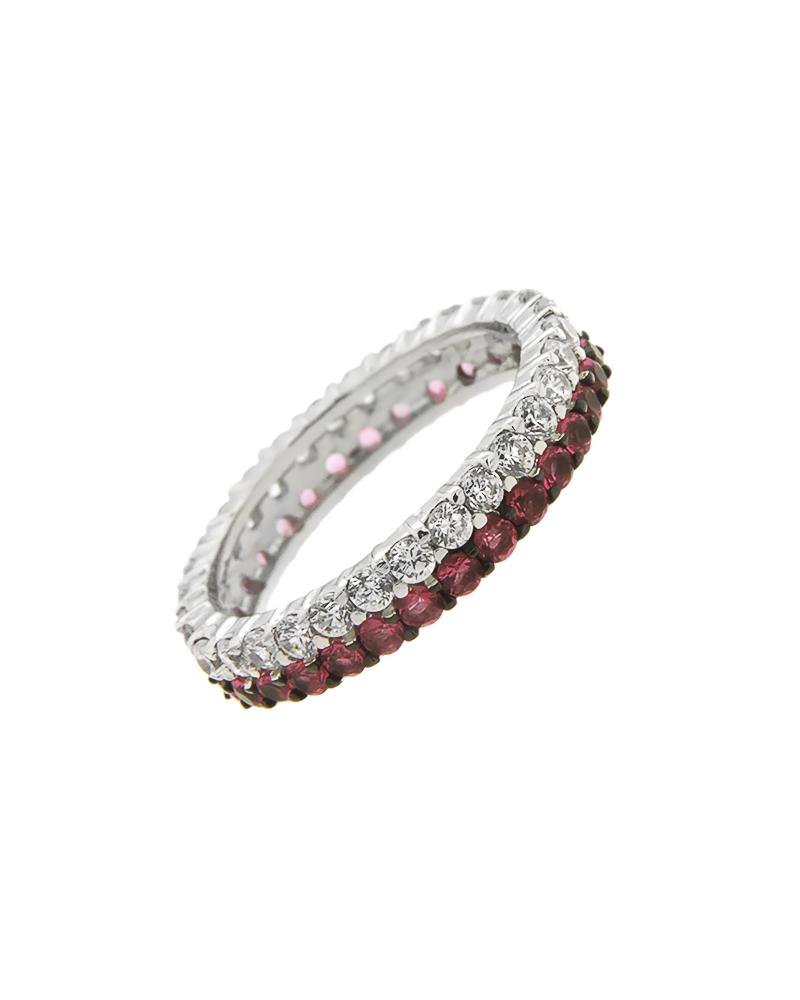 Δαχτυλίδι σειρέ ασημένιο 925 με Ζιργκόν   γυναικα δαχτυλίδια δαχτυλίδια ασημένια