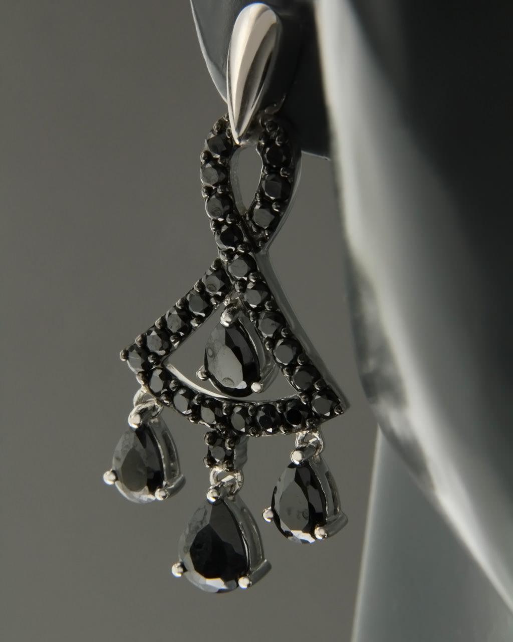 Σκουλαρίκια ασημένια 925 με Ζιργκόν   γυναικα σκουλαρίκια σκουλαρίκια fashion