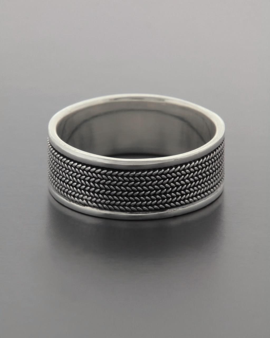 Δαχτυλίδι βέρα ασημένιο 925   ανδρασ δαχτυλίδια ανδρικά