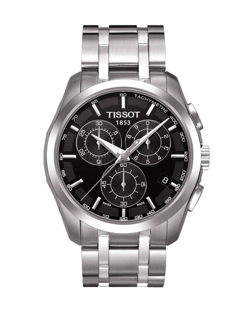 Ρολόι Tissot T-Classic Couturier T0356171105100   ρολογια tissot