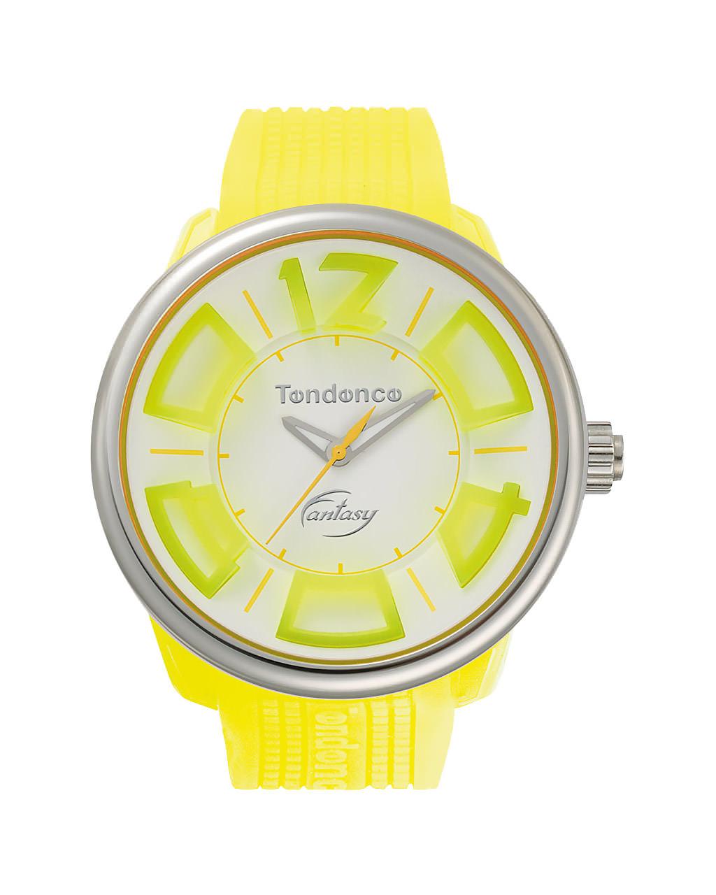 Ρολόι TENDENCE Fluo Yellow TG633003   brands tendence