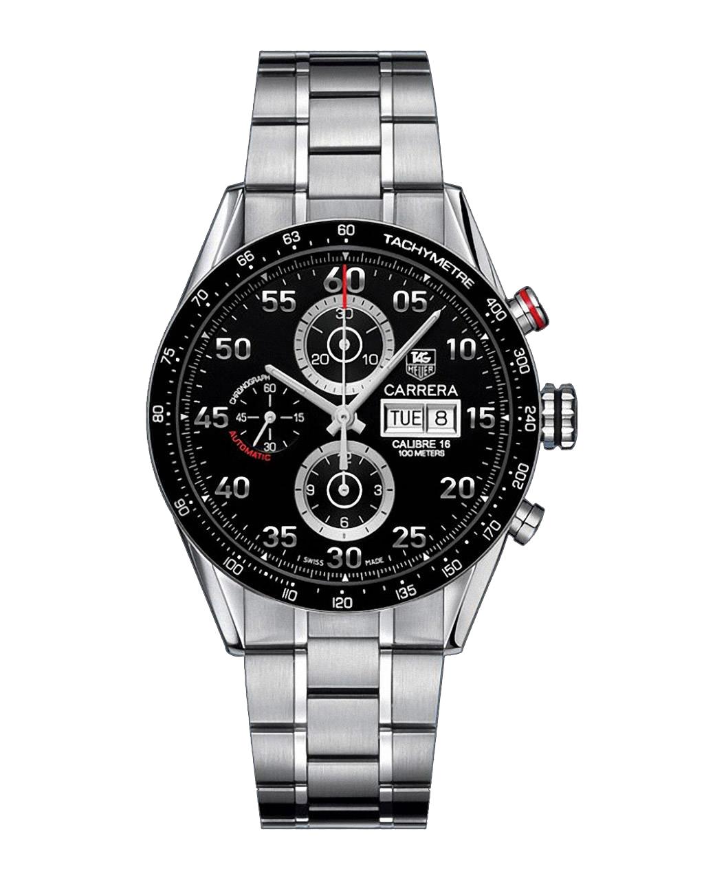 Ρολόι TAG Heuer Carrera Calibre 16 CV2A1R.BA0799   ρολογια tag heuer