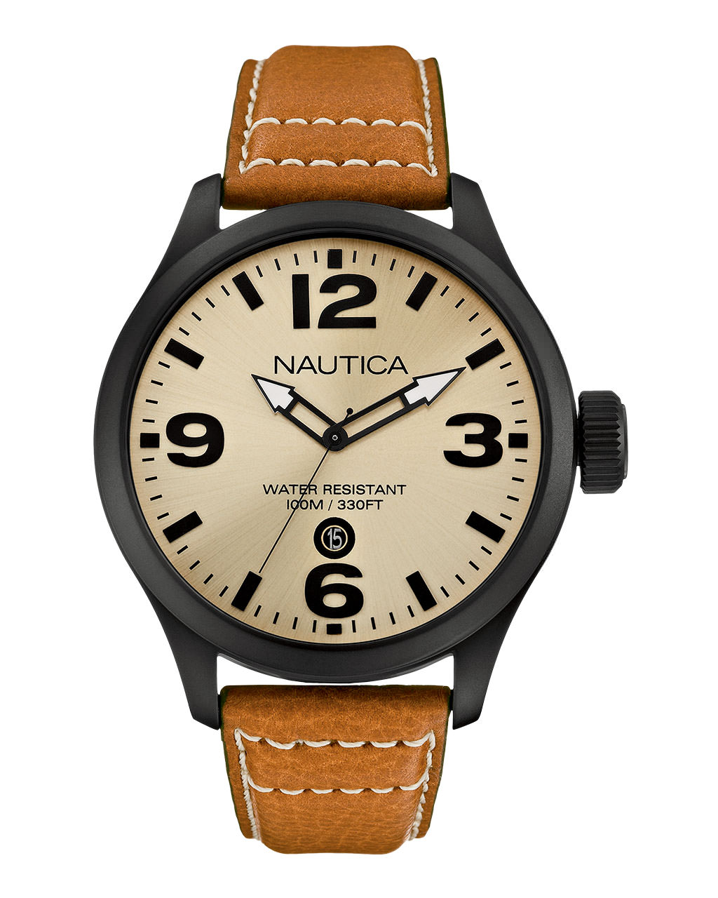 Ρολόι NAUTICA BFD 102 Brown A14634G   brands nautica