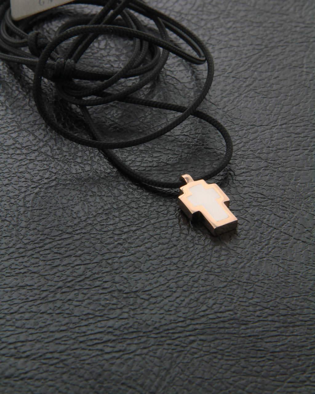 Very Gavello σταυρός Tattoo VPTA-X-R2   κοσμηματα σταυροί σταυροί ροζ χρυσό