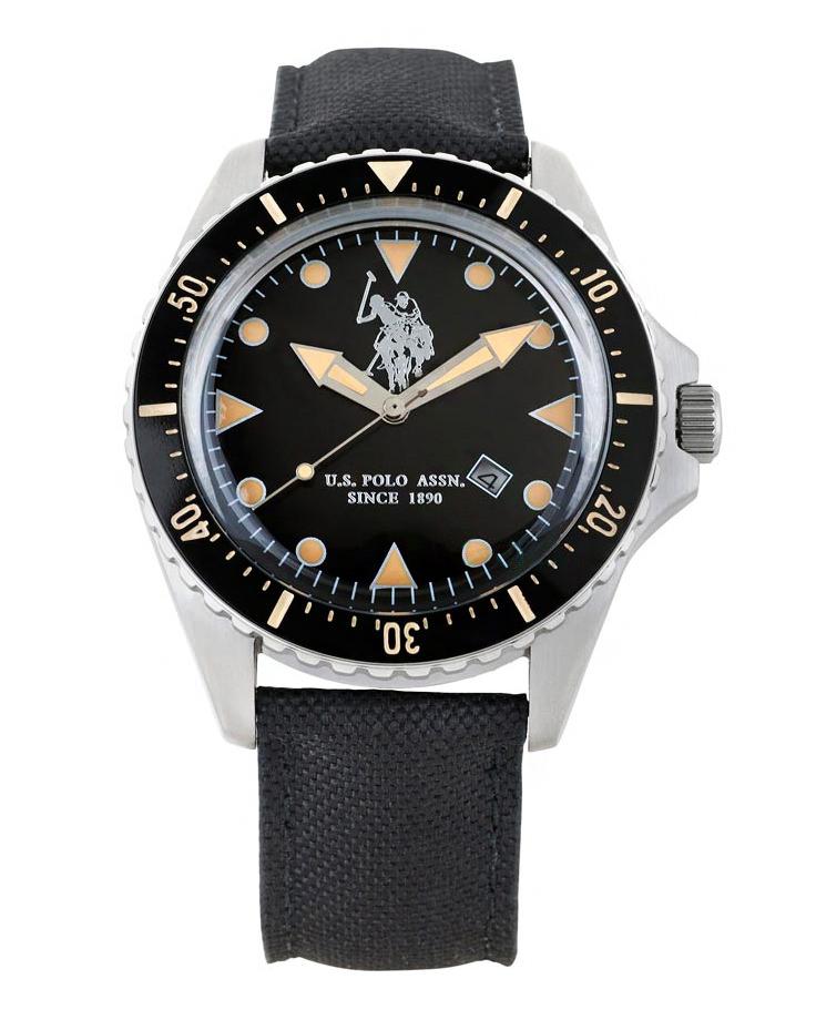 Ρολόι U.S POLO USP4199BK   brands u s  polo assn