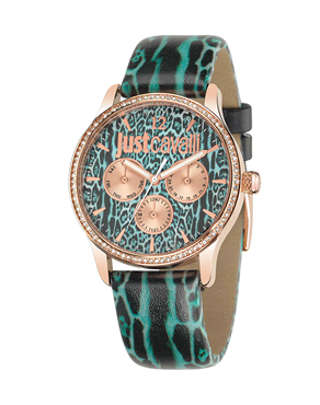 Ρολόι Just Cavalli Mohak Rose Gold R7251595504