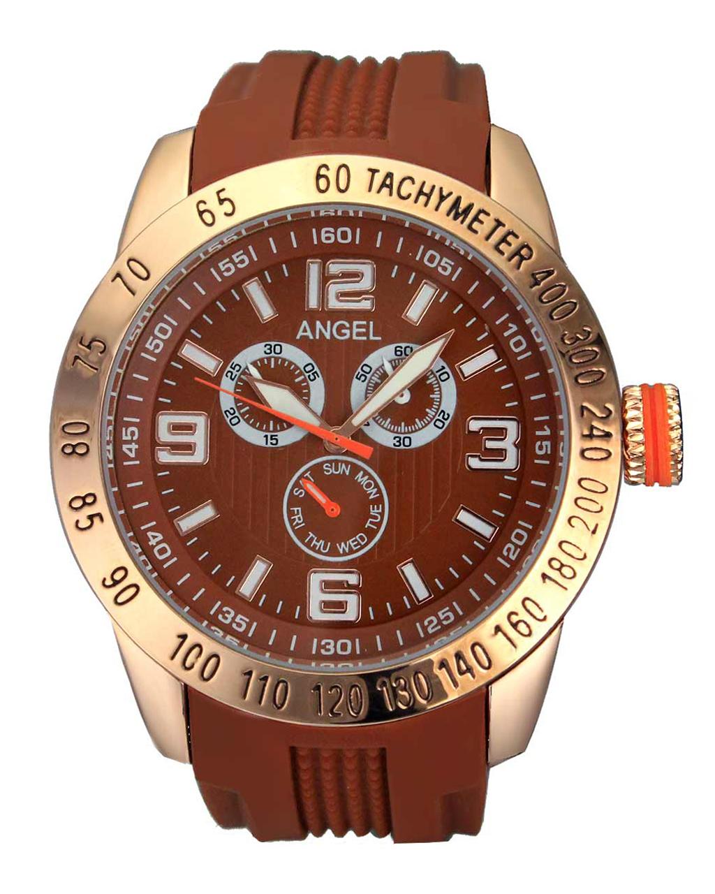 Ρολόι ANGEL New York Brown AR210330BR   προσφορεσ ρολόγια ρολόγια έως 100ε