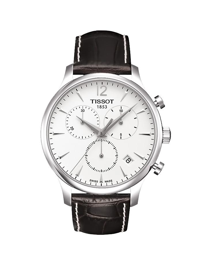 Ρολόι Tissot T-Classic Tradition T0636171603700   brands tissot t classic