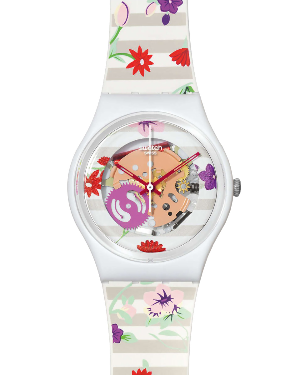 Ρολόι Swatch Blossoming Love GZ290   brands swatch