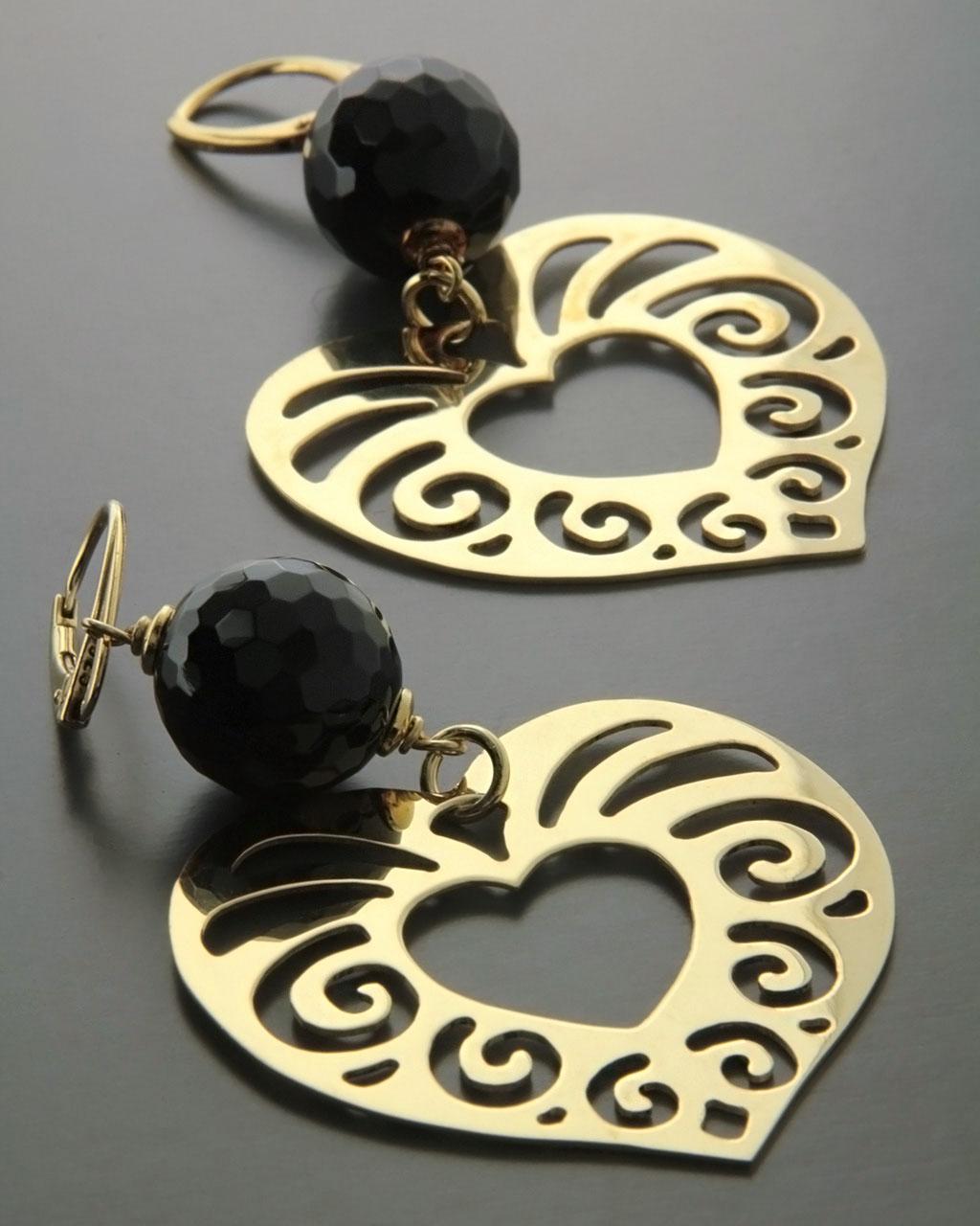 Σκουλαρίκια καρδιές ασημένια 925   γυναικα σκουλαρίκια σκουλαρίκια fashion