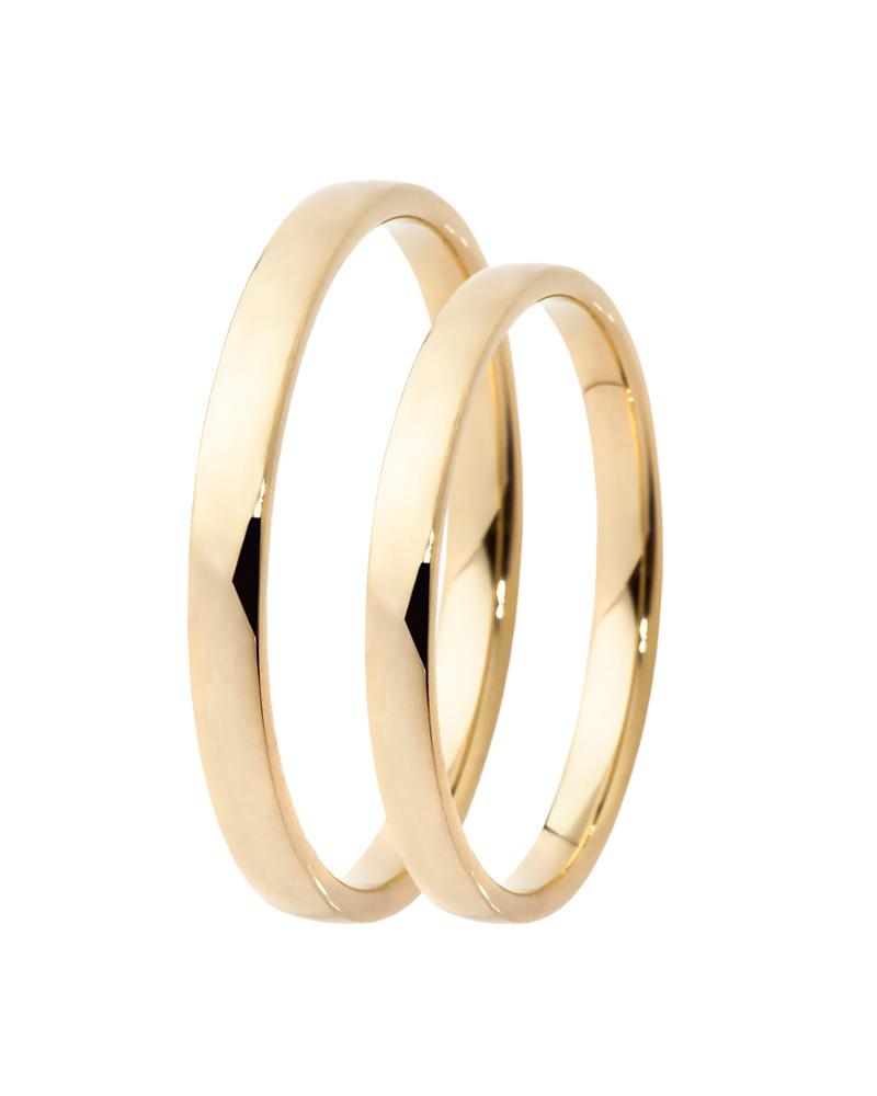Βέρα γάμου κίτρινο ασήμι 925   γαμοσ βέρες γάμου   αρραβώνα βέρες ασημένιες