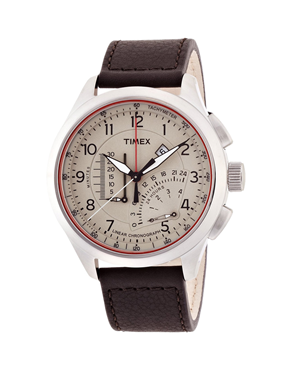 Ρολόι TIMEX Inteligent Brown T2P275