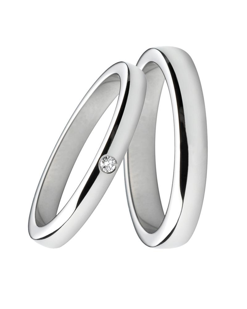 Βέρα γάμου από λευκόχρυσο Κ9 XD66285   γαμοσ βέρες γάμου   αρραβώνα βέρες λευκόχρυσες