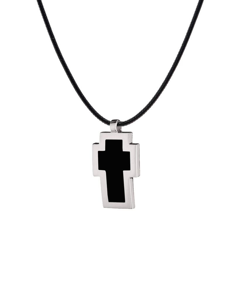 Very Gavello κολιέ σταυρός Tattoo VPTA-L-W1   κοσμηματα σταυροί σταυροί λευκόχρυσοι