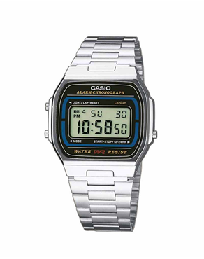 Ρολόι CASIO Collection A164WA-1VES