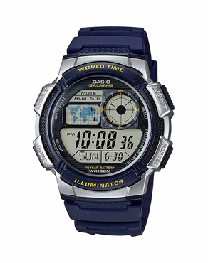 Ρολόι CASIO Collection Blue AE-1000W-2AVEF