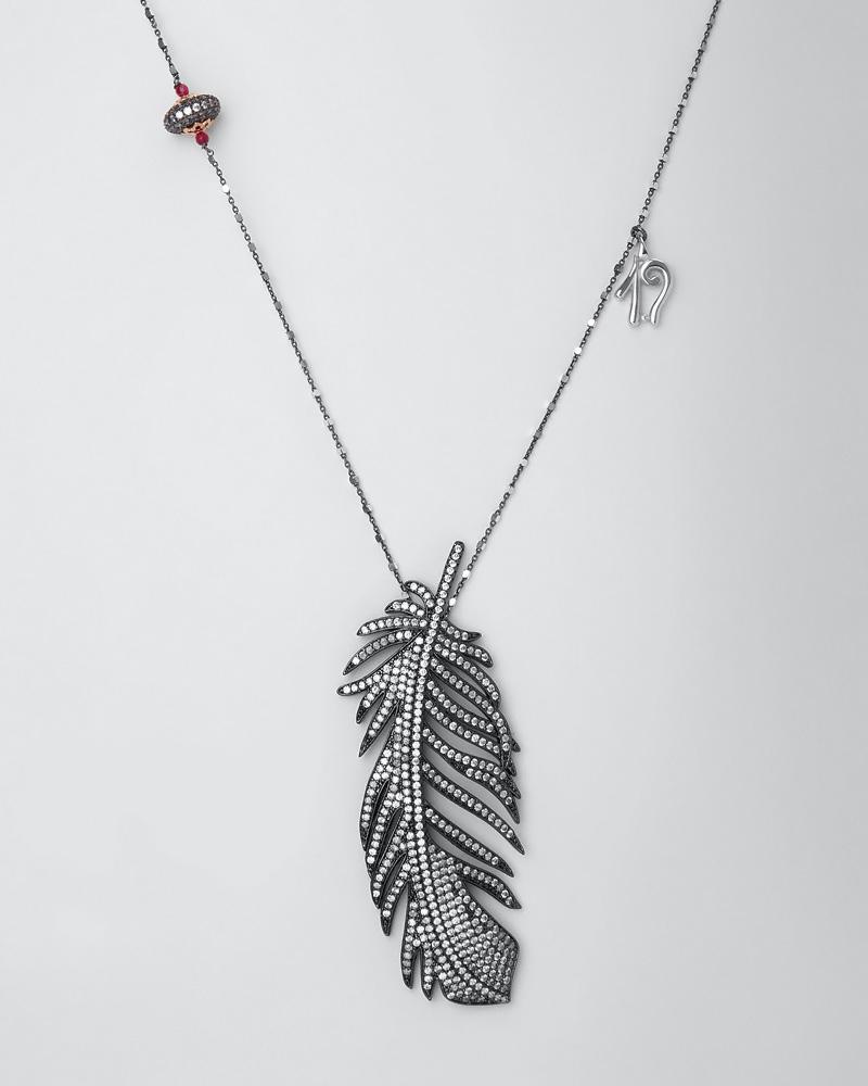 Κολιέ γούρι 2019 ασημένιο 925 με ζιργκόν   κοσμηματα κρεμαστά κολιέ κρεμαστά κολιέ ασημένια