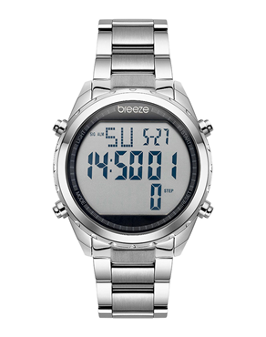 Ρολόι BREEZE TechnoPop Chronograph Silver 611091.1