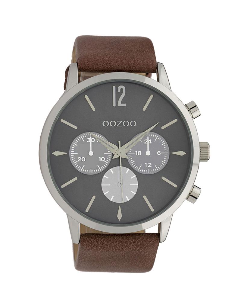 Ρολόι Oozoo Timepieces XXL C9266   brands oozoo