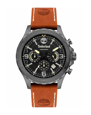 Ρολόι TIMBERLAND Greensboro Chronograph Brown TBL15634JSU/02