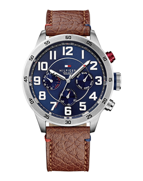 Ρολόι Tommy Hilfiger Trent Multifunction 1791066