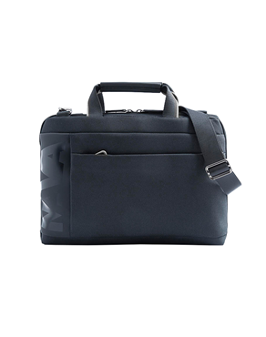 NAVA Τσάντα CO019NGR Briefcase slim black/grey