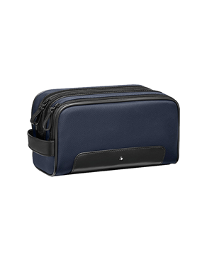 ec70d5cff4 MONTBLANC NIGHTFLIGHT TOILETRY BAG REF. 116789 ΤΣΑΝΤΑ TOILETRY