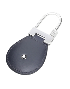 Montblanc Meisterstuck Flannel Leather Key Fob 114516