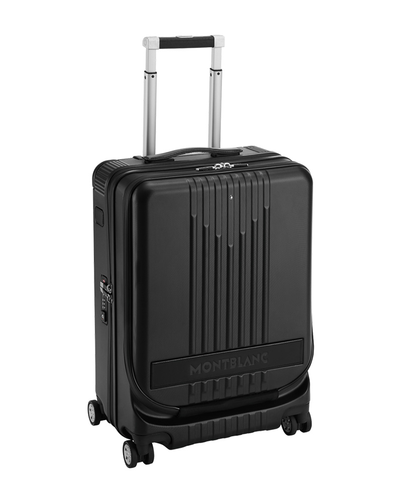 Montblanc 118728 Βαλίτσα Trolley MY4810 Cabin Trolley with front   brands montblanc δερμάτινα είδη   αξεσουάρ