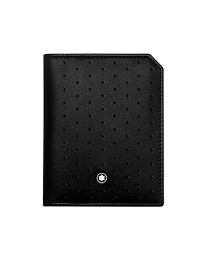 Montblanc Urban Racing Spirit Business Card Holder 4cc w118720