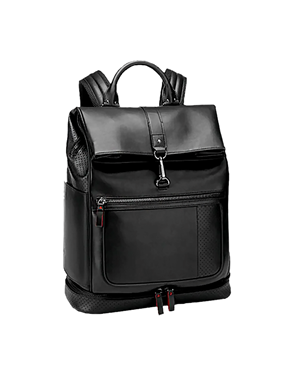 Montblanc 118709 Urban Racing Spirit Backpack with hook closure