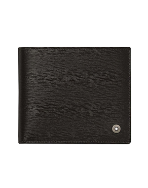 Montblanc 4810 Westside Wallet 4cc with Coin Case 114693
