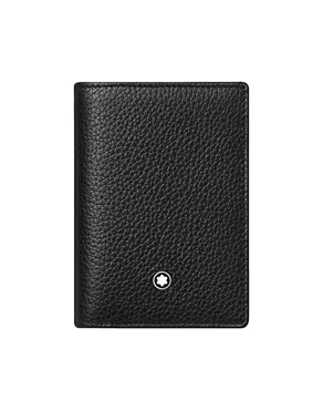 Montblanc 126259 Meisterstuck Wallet Business Card Holder
